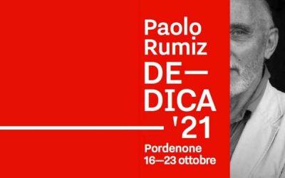DEDICA festival 2021 a Paolo Rumiz