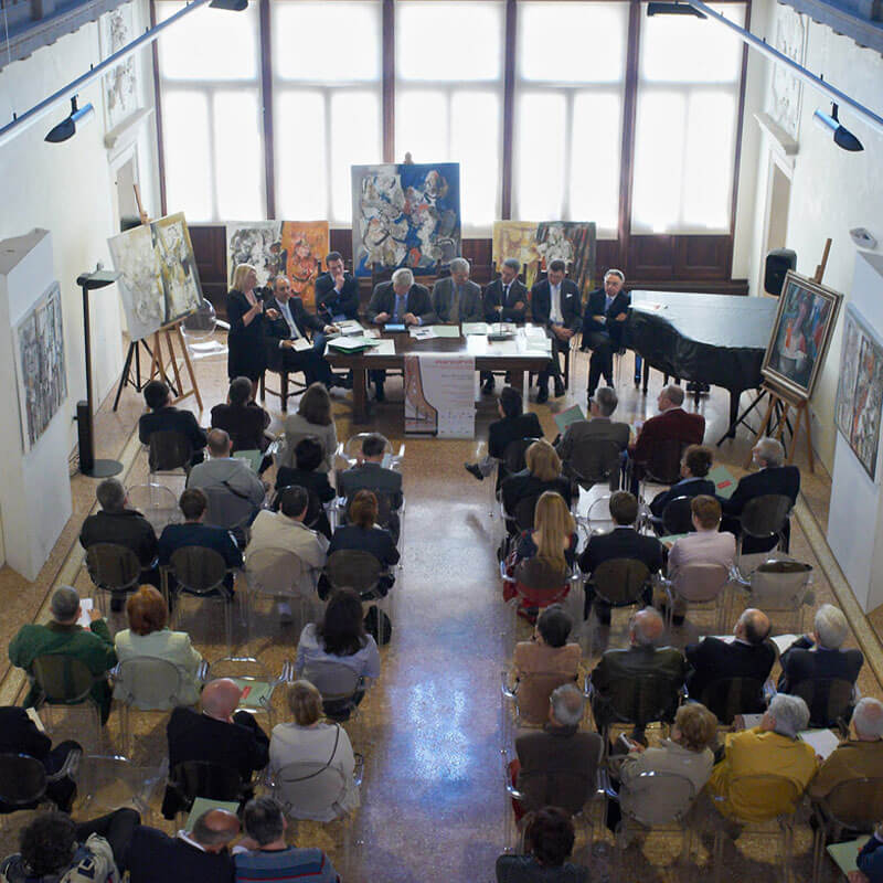 Piano FVG conferenza stampa 2012