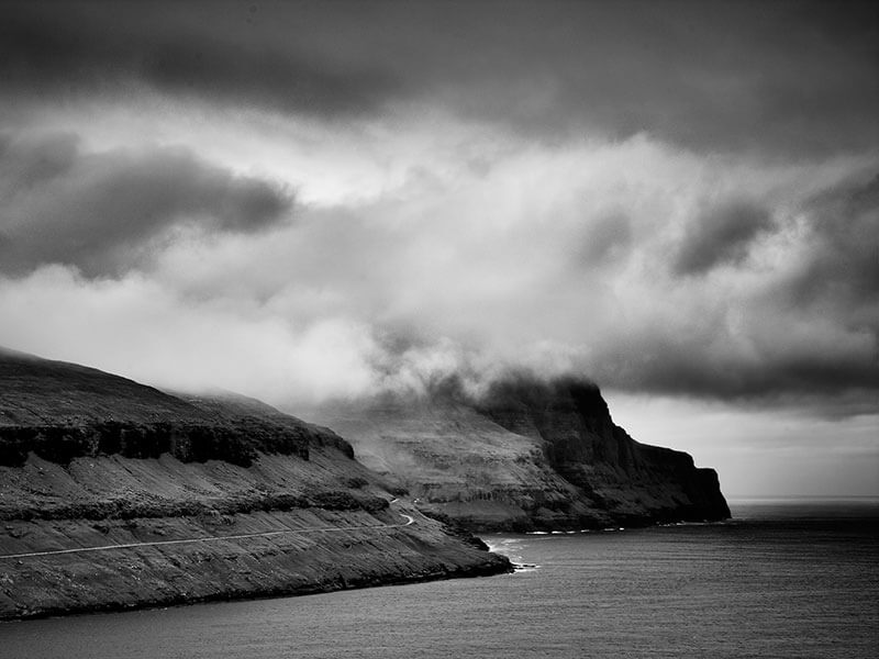 Daniele Indrigo Faroe Streymoy Island
